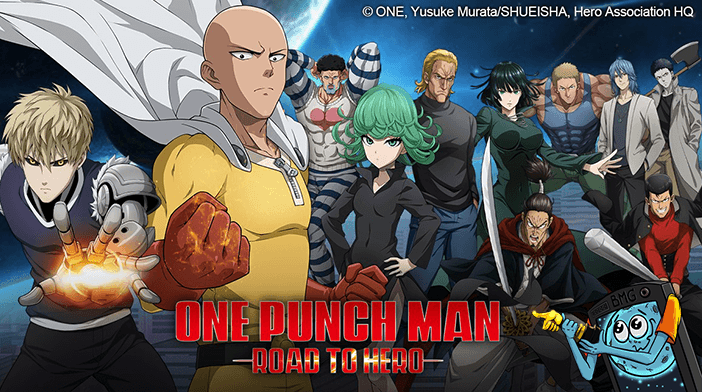 One Punch Man The Road To Hero Review
